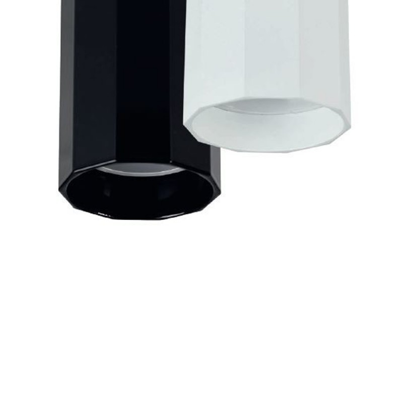 Ceiling lamp POLY S WH