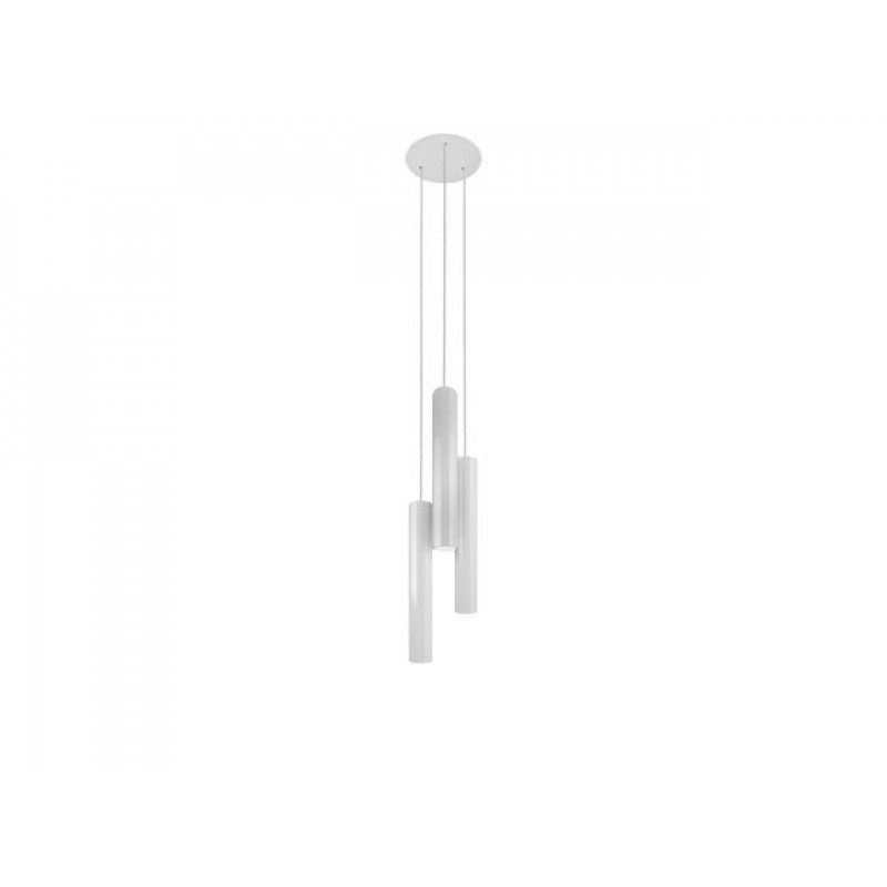 Pendant lamp POLY WH
