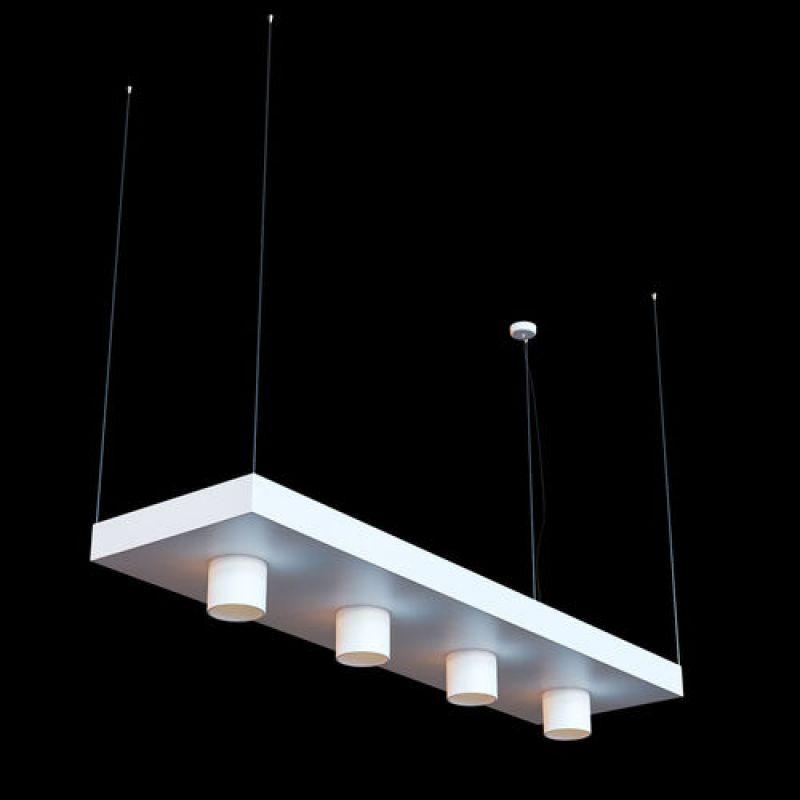 Pendant lamp PLANT WH