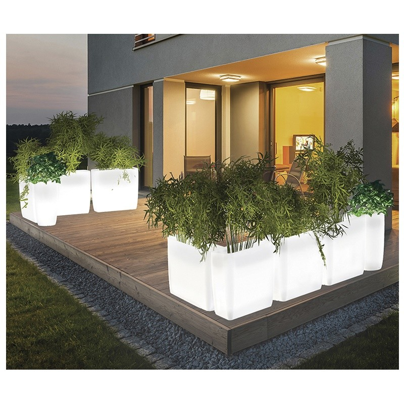 Garden lamp FLOWERPOT L