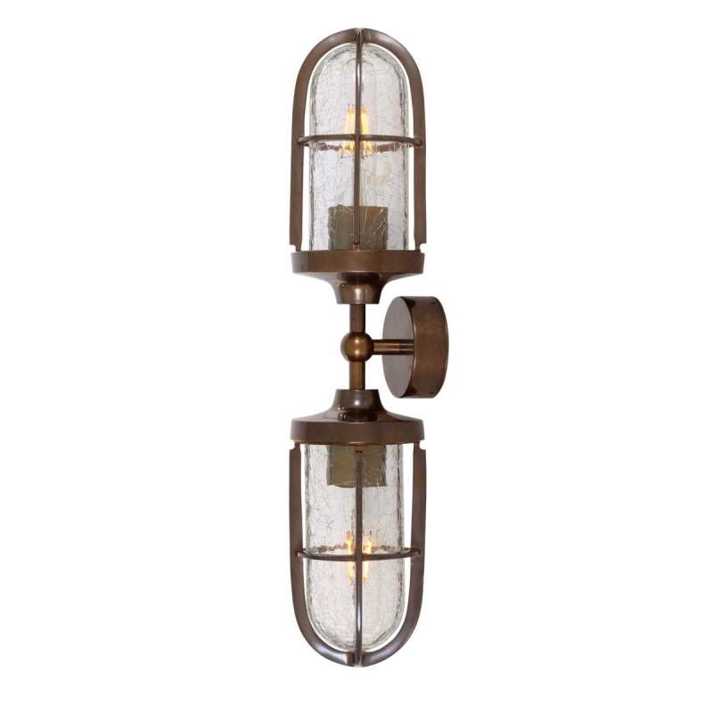 Wall lamp CLAYTON DOUBLE