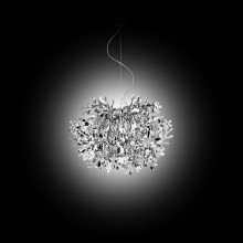 Piekaramā lampa FIORELLA MINI SUSPENSION SILVER