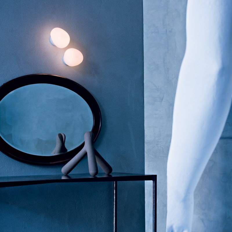 Wall lamp Gegg Midi Ø 21 cm
