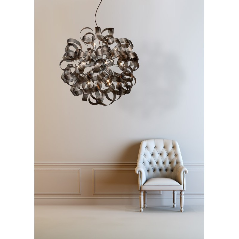 Pendant lamp ATOMA Ø 80 cm