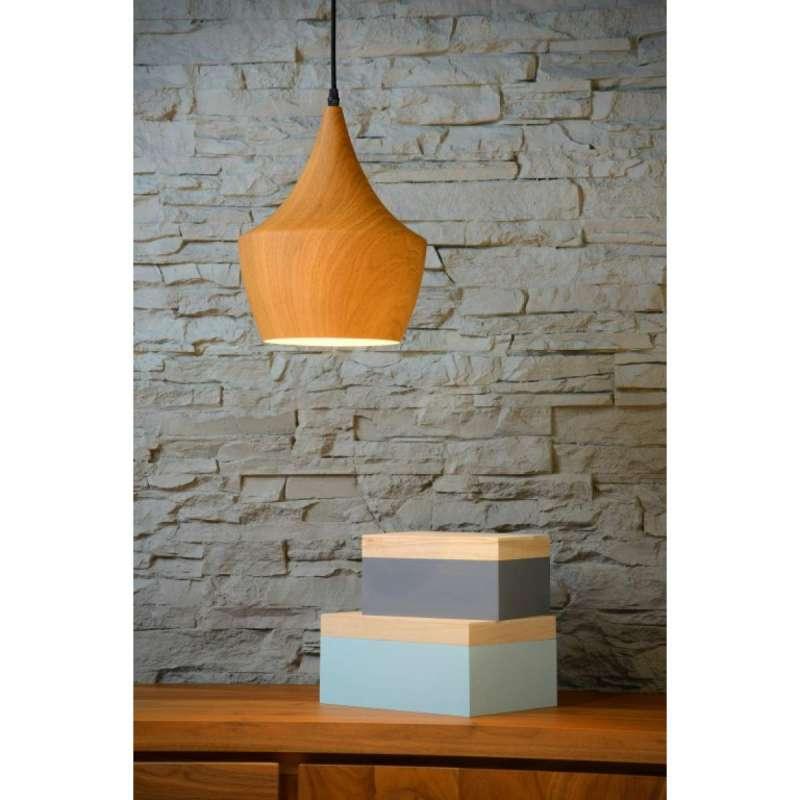 Pendant lamp WOODY Ø 24 cm