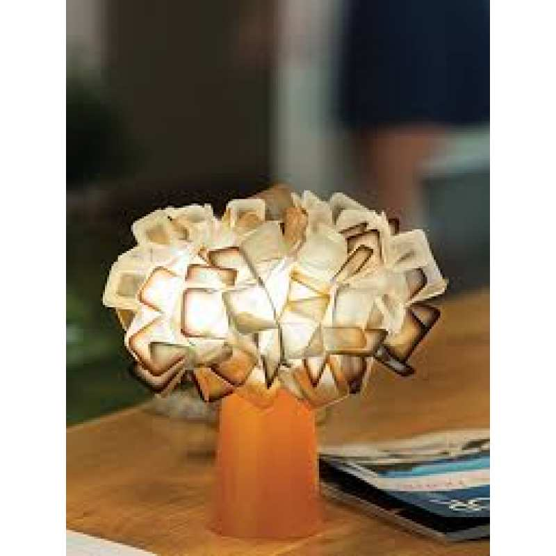 Table lamp CLIZIA Orange
