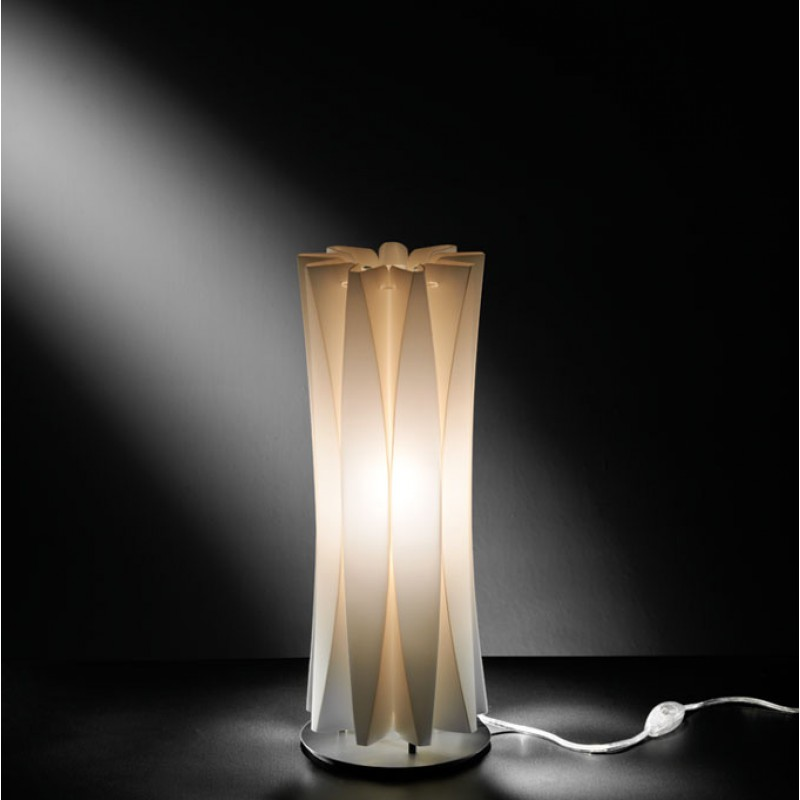Table lamp BACH S White