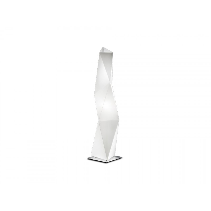 Floor lamp DIAMOND White Large