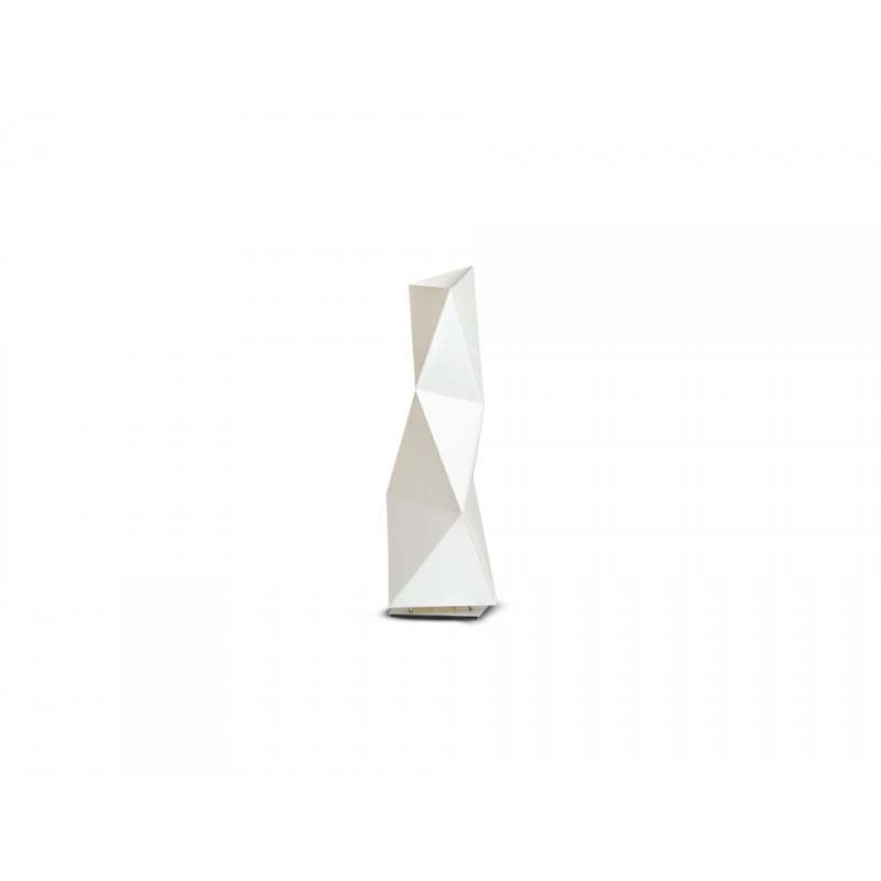 Floor lamp DIAMOND Medium White