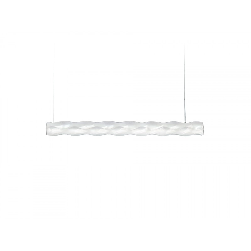Pendant lamp HUGO White