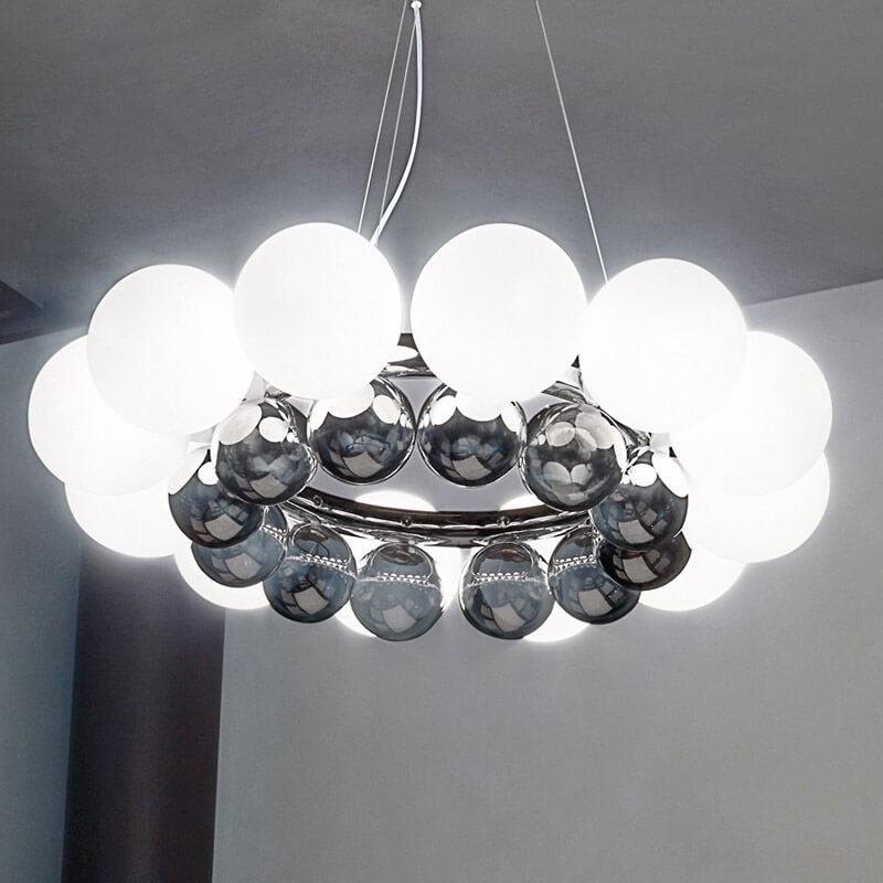 Pendant lamp 24PEARLS