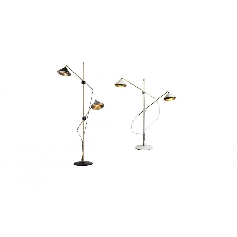 Floor lamp SK-3013F GW