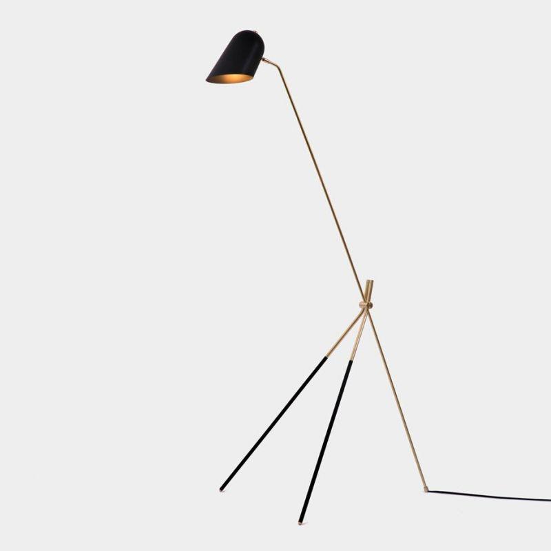 Floor lamp SK-3014F GW