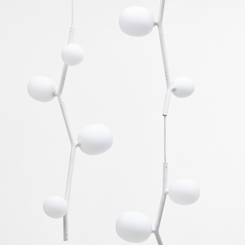 Pendant lamp IVY VERTICAL 1515