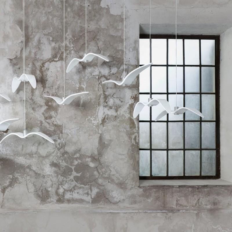 Pendant lamp NIGHT BIRDS D780 H130