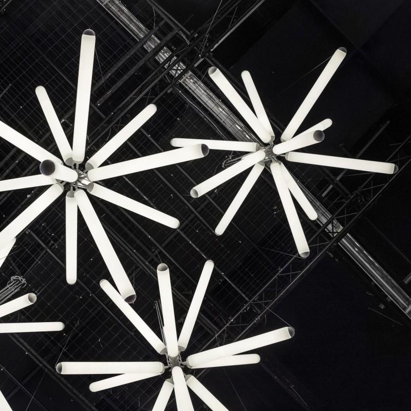Pendant lamp PURO SPARKLE 1000