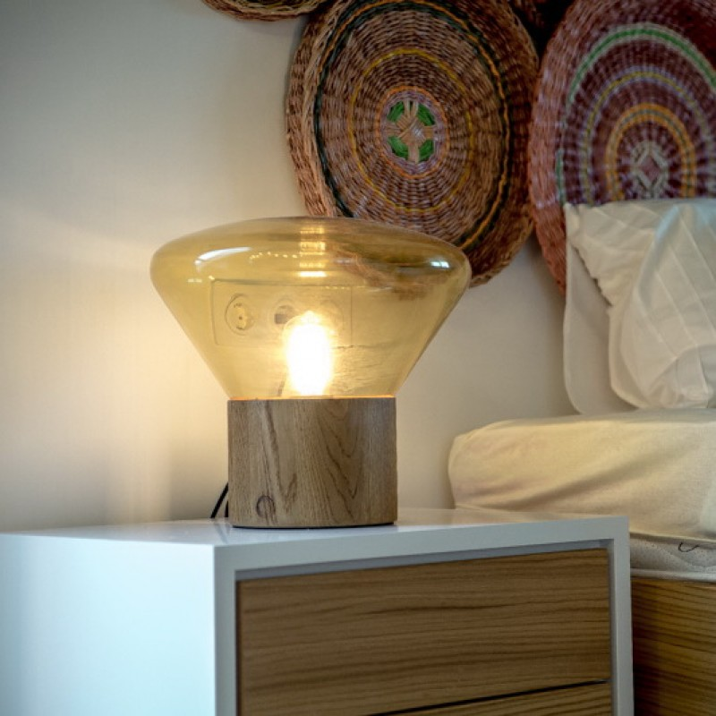 Table lamp MUFFINS