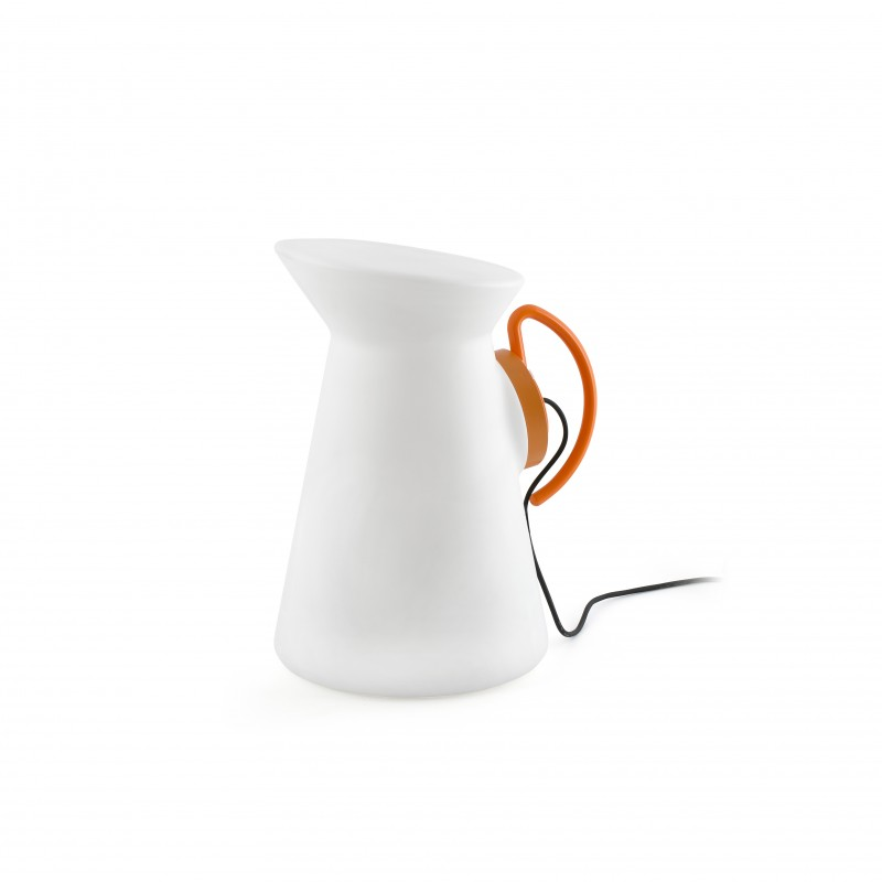 Garden lamp JARRET Orange