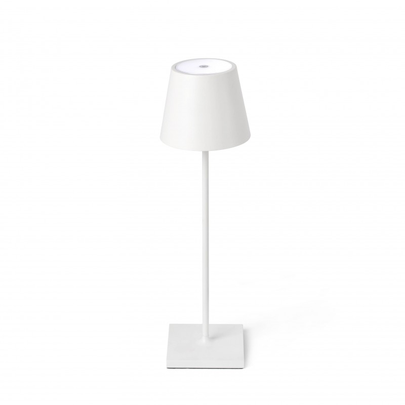 Garden lamp TOC White