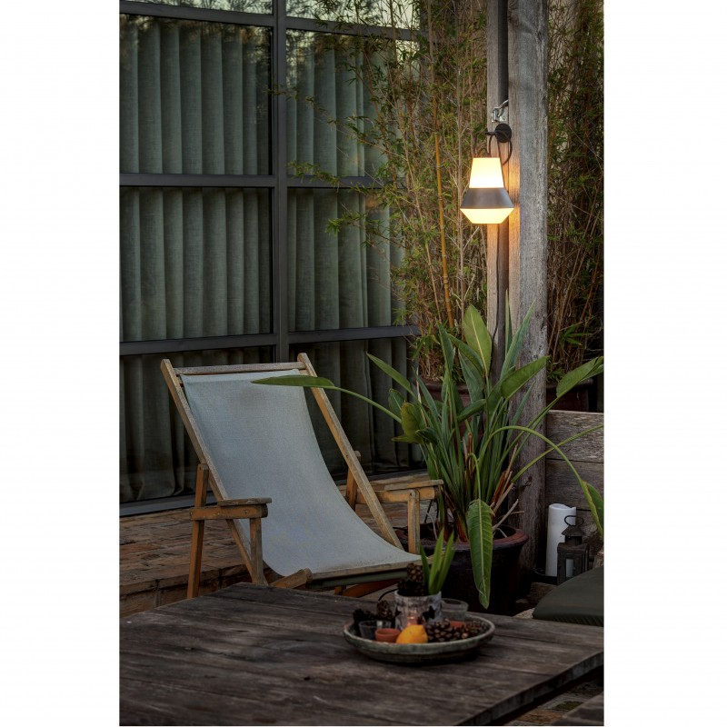 Garden lamp CAT Black