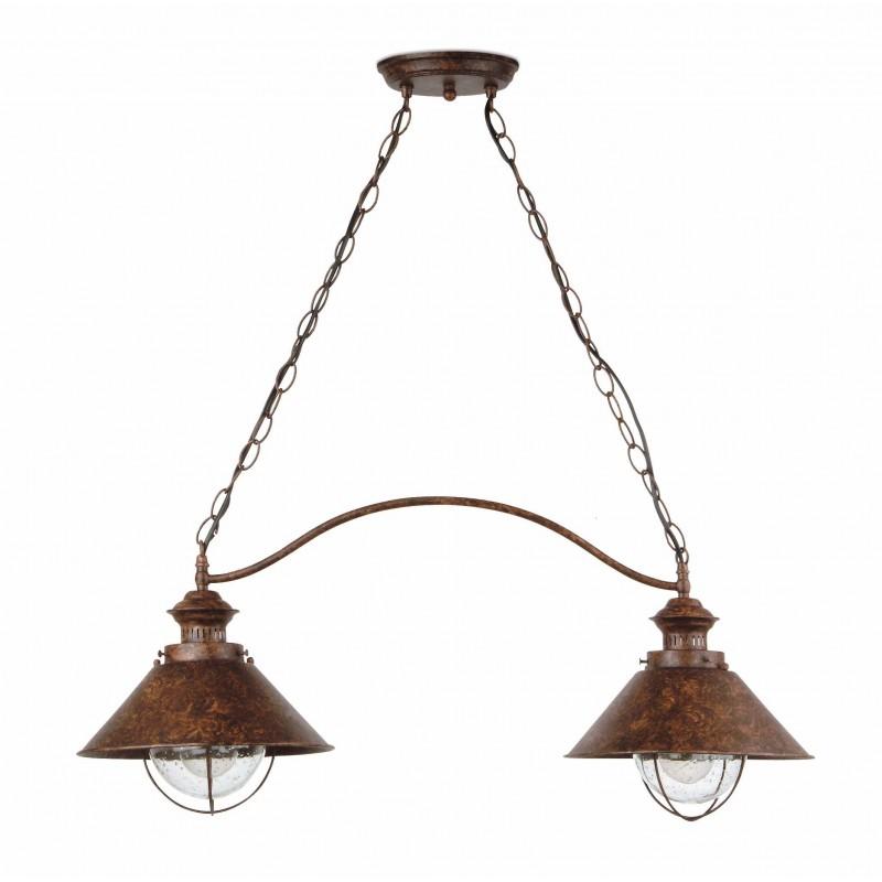 Piekaramā lampa NAUTICA Rust Brown