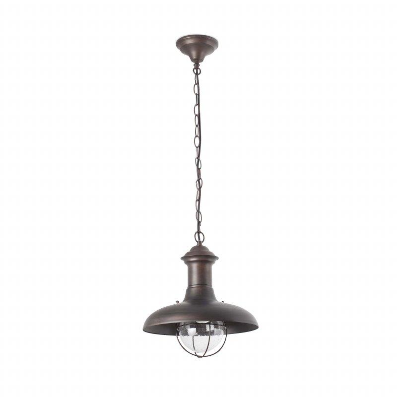 Piekaramā lampa ESTORIL Rust Brown