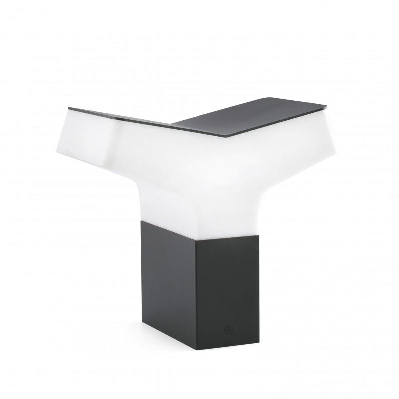 Floor lamp TAU Dark Grey