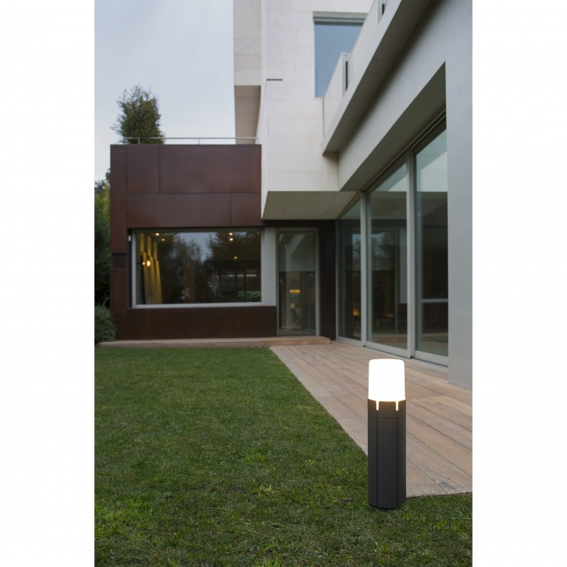 Floor lamp SHELBY Dark Grey