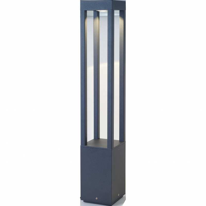 Floor lamp AGRA Dark Grey