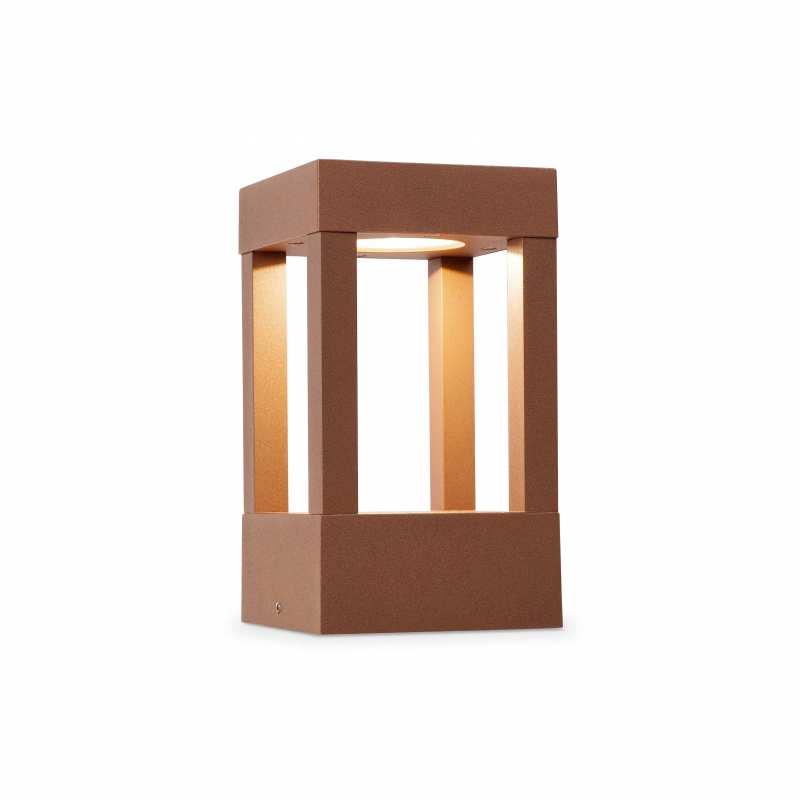 Floor lamp AGRA Rust Brown