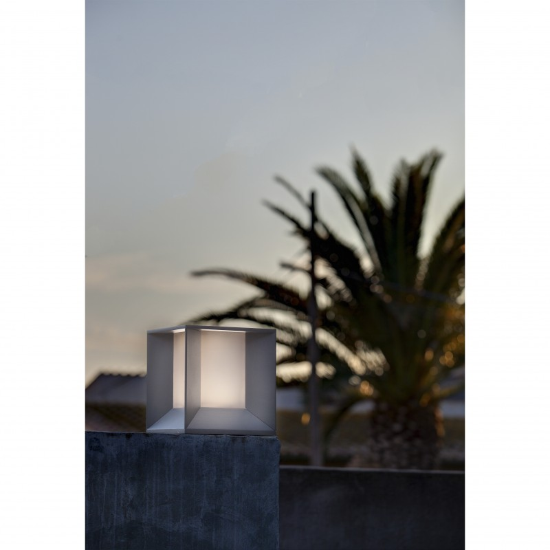 Garden lamp MILA Dark Grey