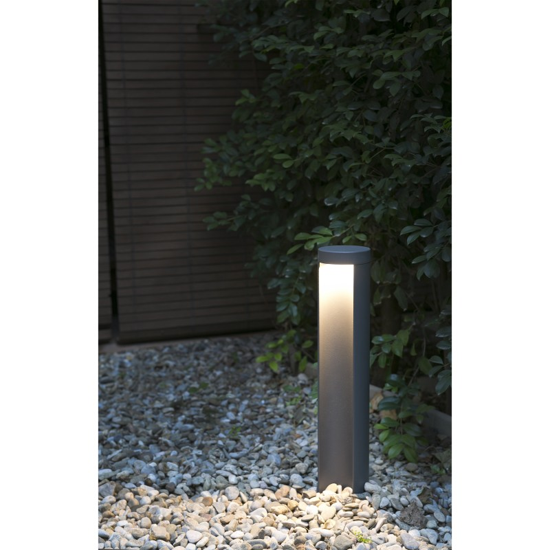 Floor lamp CHANDRA Dark Grey
