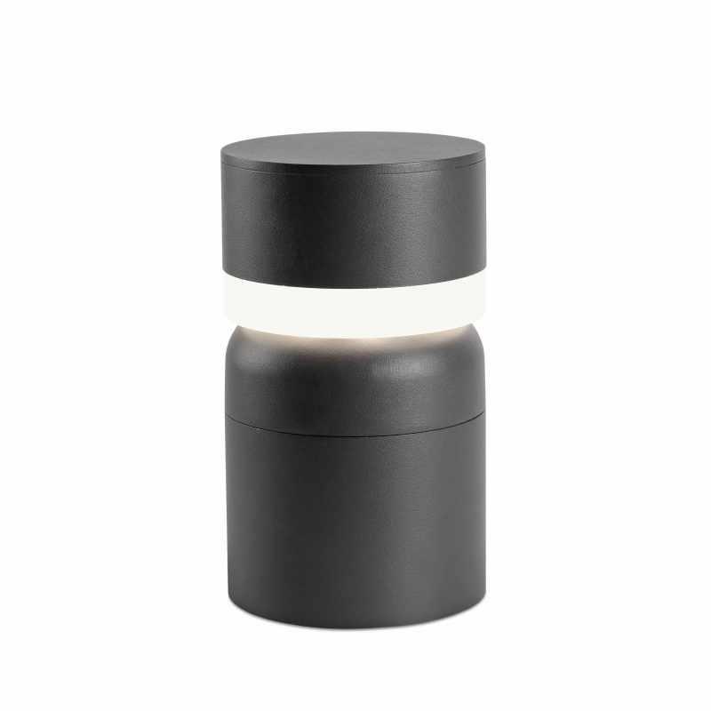 Floor lamp SETE Dark Grey