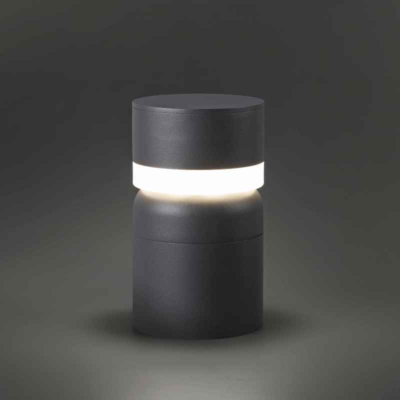 Floor lamp SETE Dark Grey