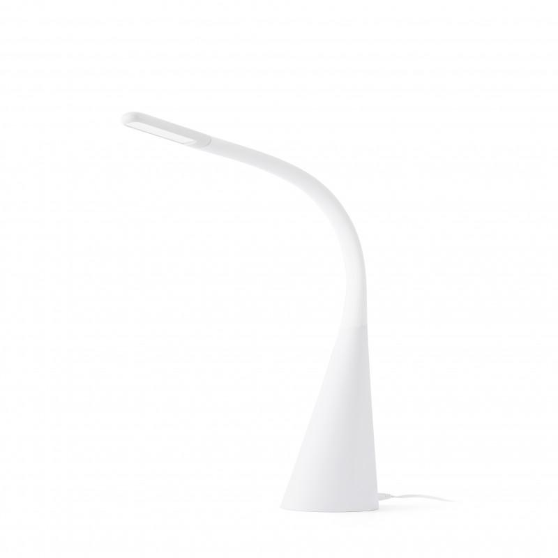 Galda lampa GRETA LED White