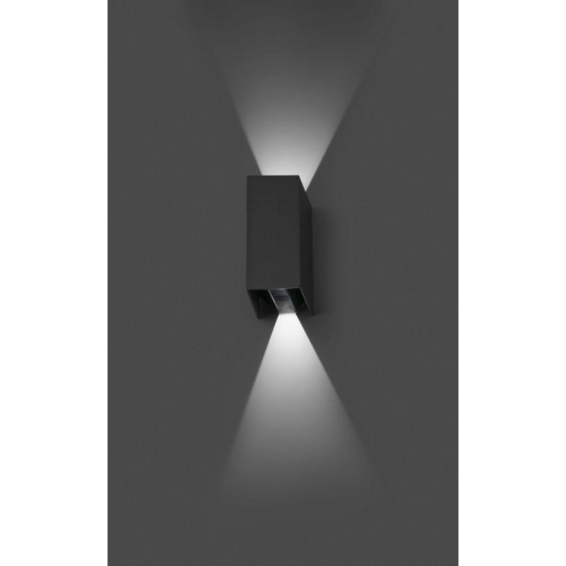 Wall lamp BLIND Dark Grey