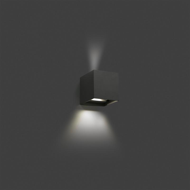 Wall lamp OLAN Dark Grey