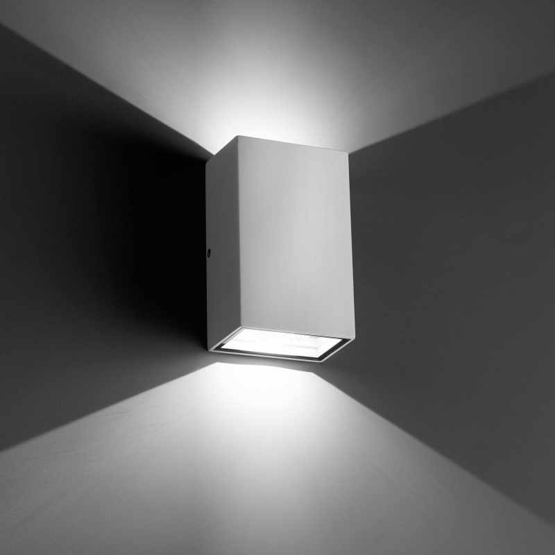 Wall lamp LING White