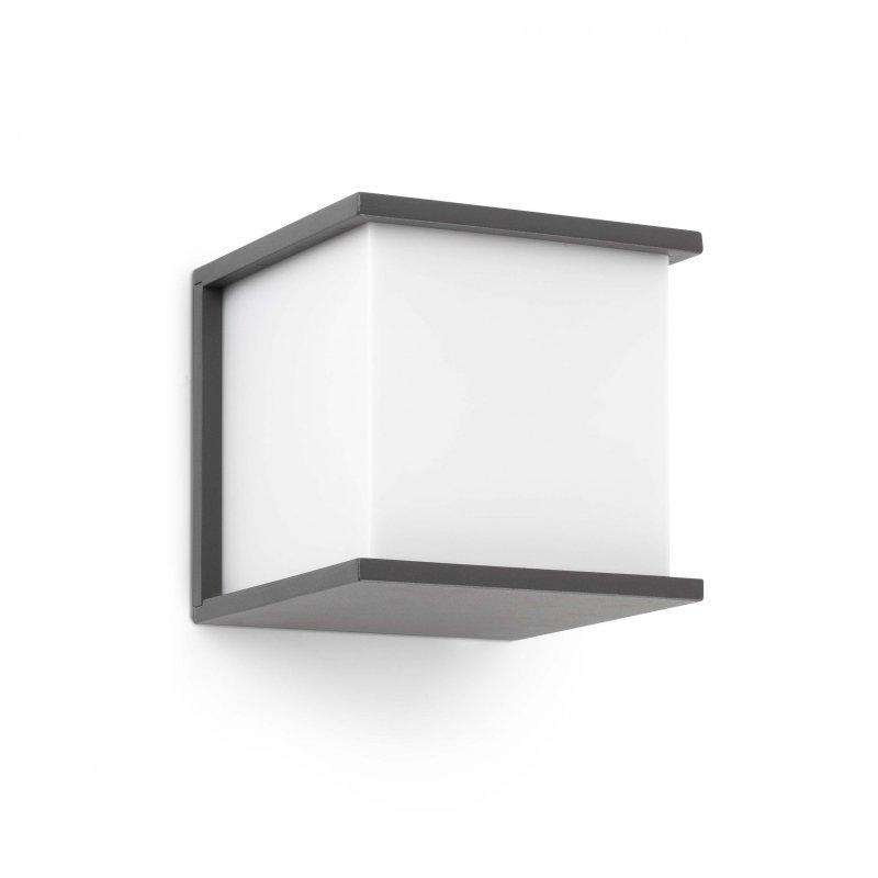 Wall lamp KUBICK Grey