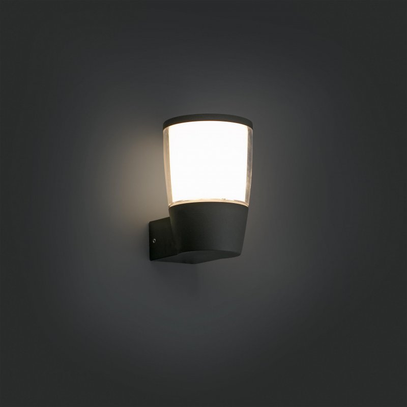 Wall lamp ROY Dark Grey