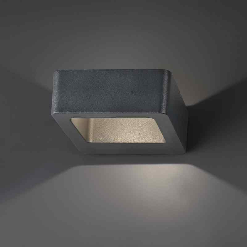 Wall lamp DAS Dark Grey