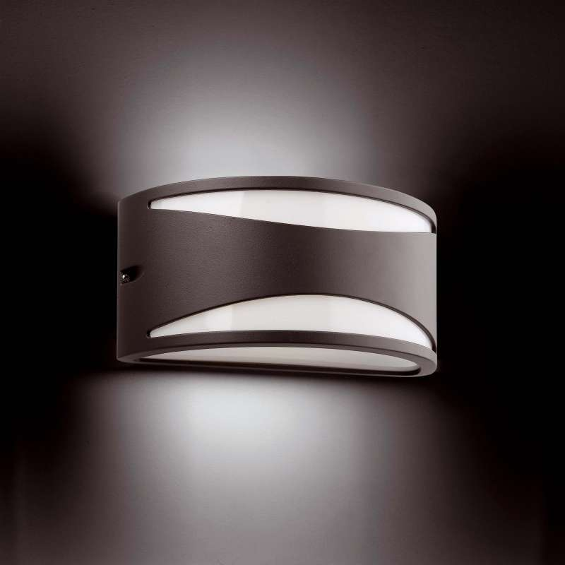 Wall lamp BONN Dark Grey
