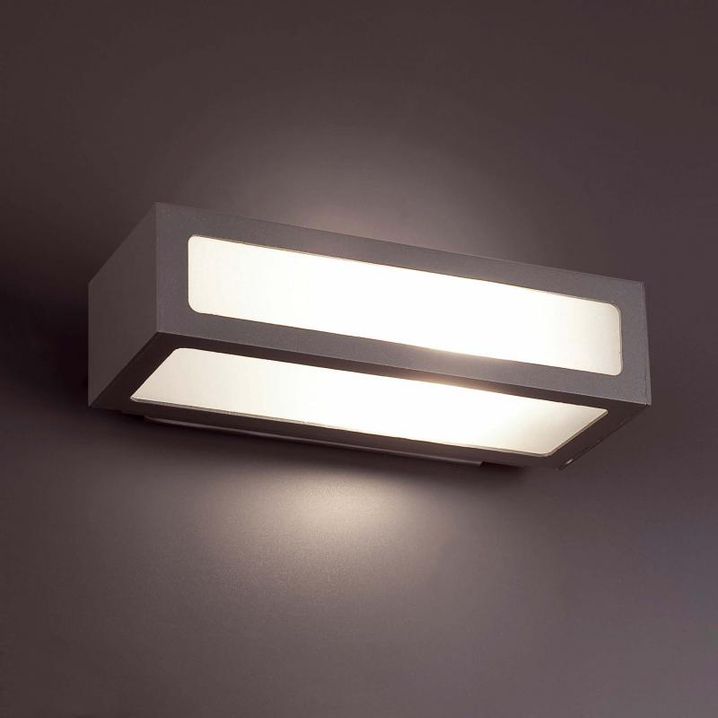 Wall lamp NATRON Dark Grey