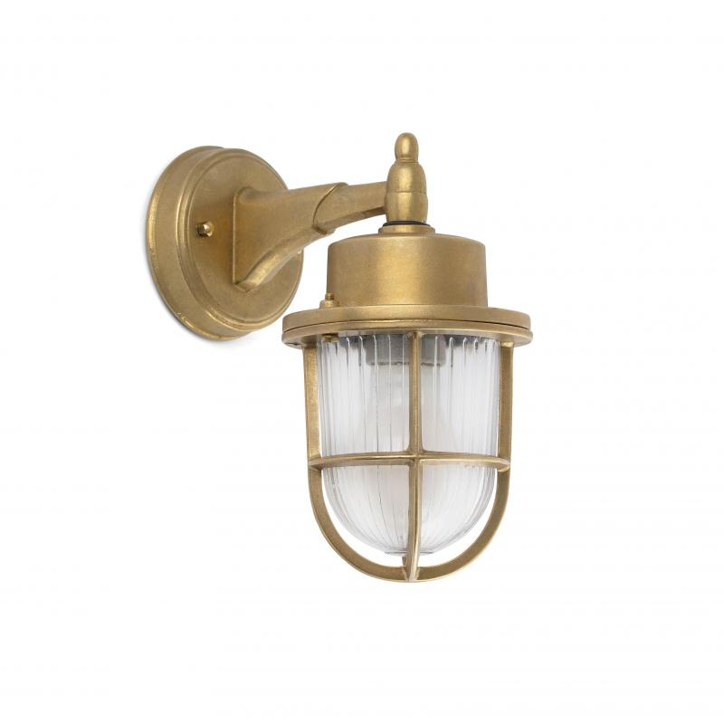 Wall lamp NAHIR Brass