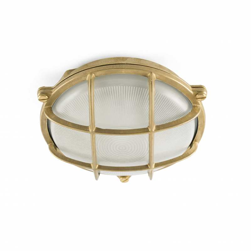 Wall lamp NORAY Brass