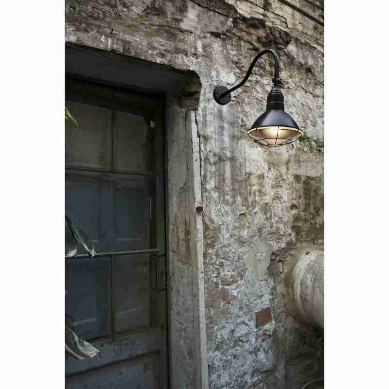 Wall lamp SOREN Black