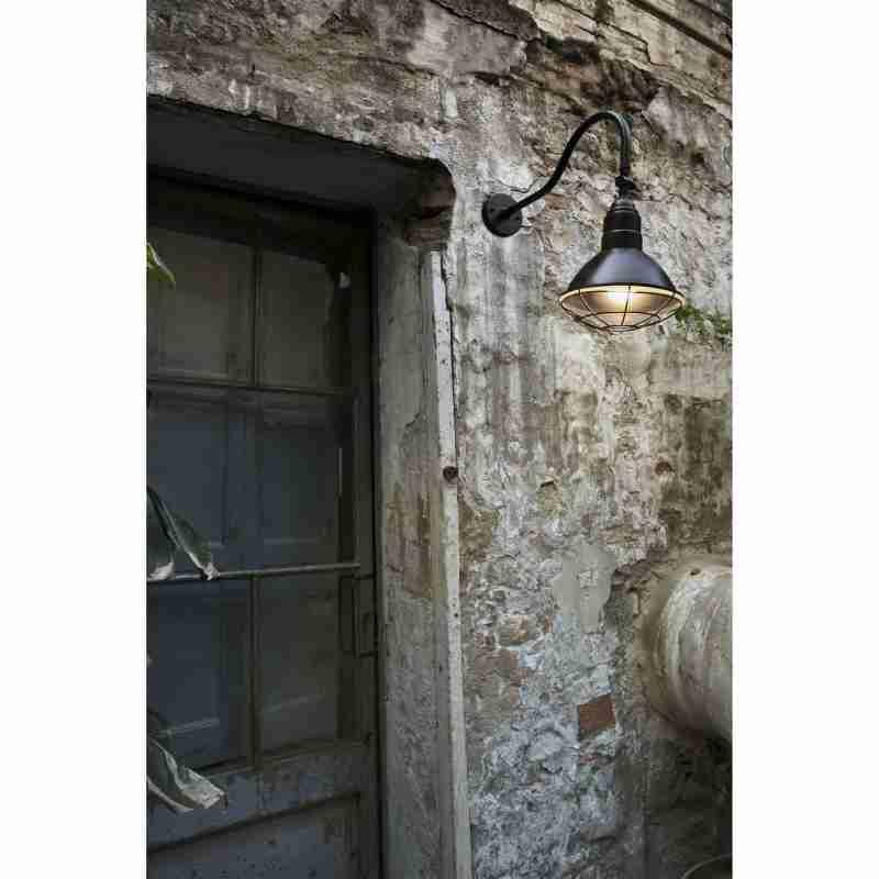 Wall lamp SOREN Black