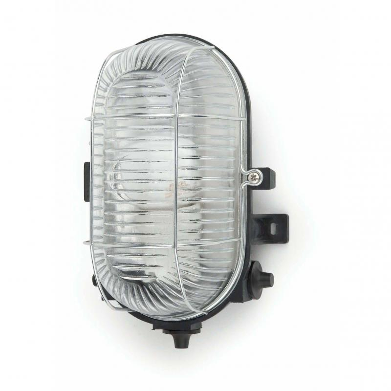 Wall lamp CRIPTA Black