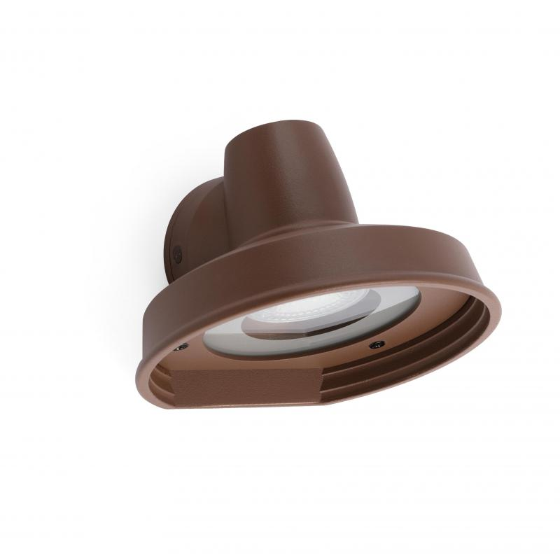 Wall lamp BRONX Brown