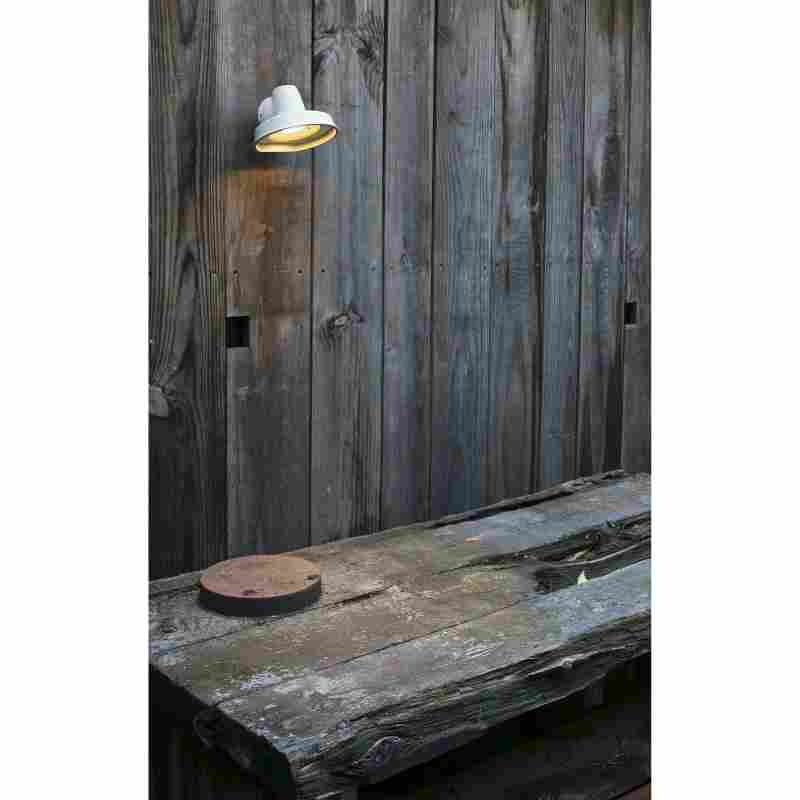 Wall lamp BRONX Brown